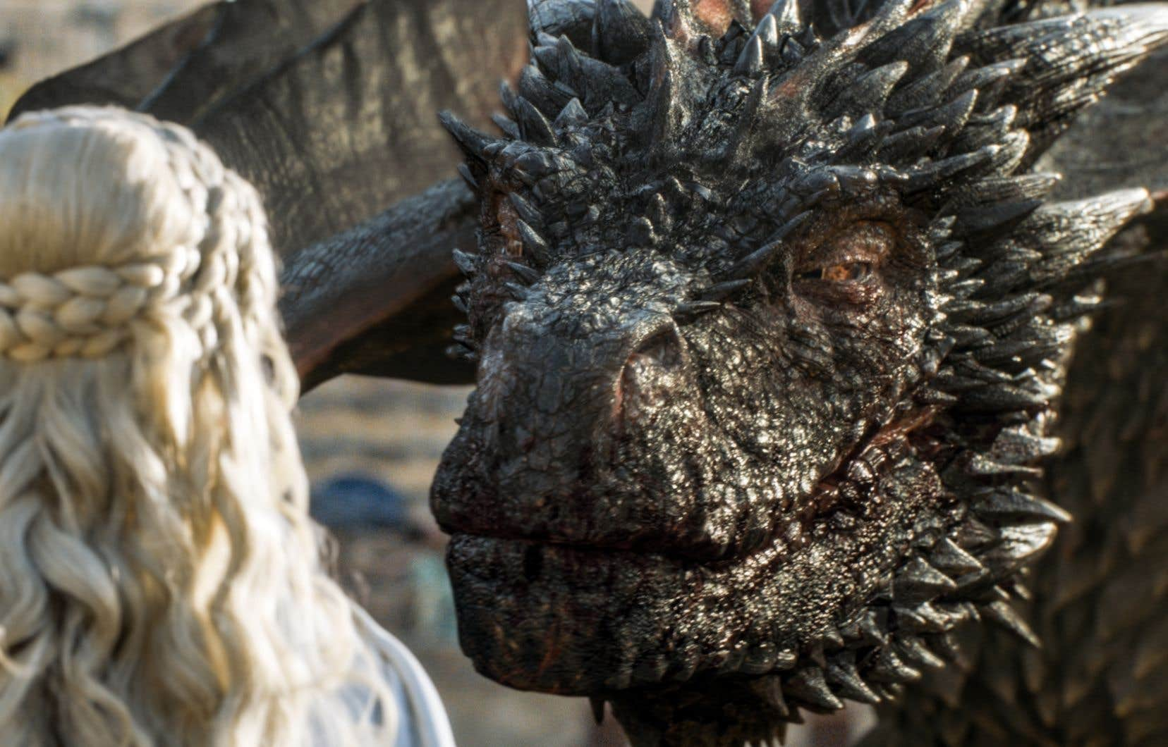 La nouvelle série, intitulée «House of the Dragon», racontera l'histoire de la famille Targaryen.