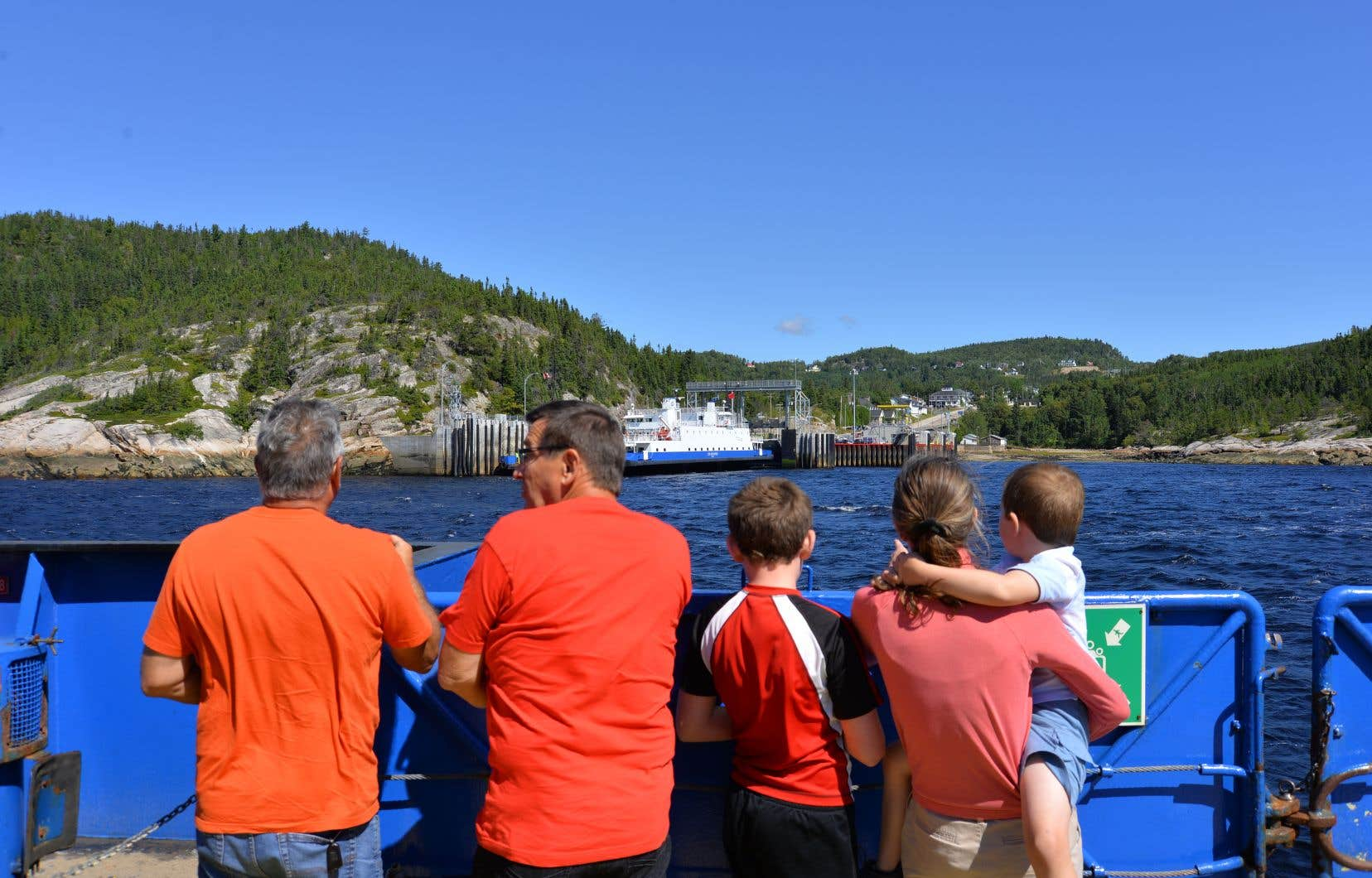 Un pont sur le Saguenay représente, à moyen et à long terme, des économies pour le Québec et un développement économique important pour la Côte-Nord.