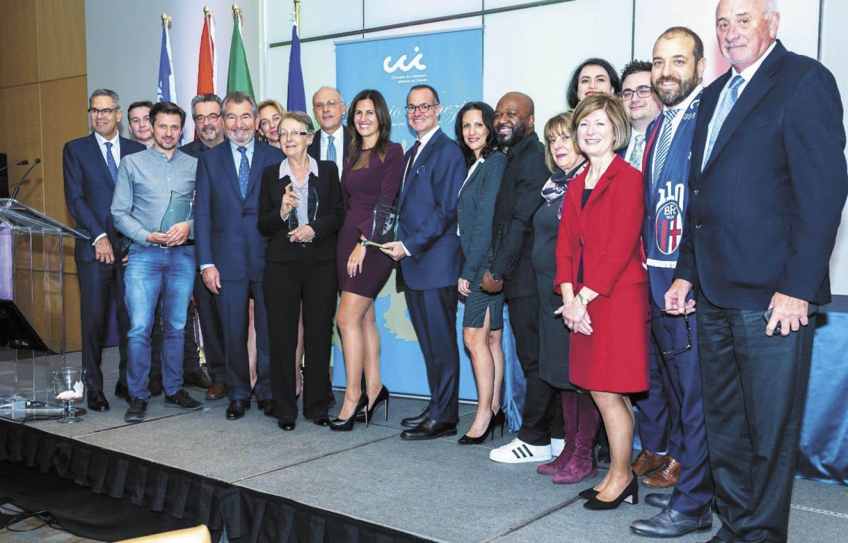 Les lauréats 2019 Premio Venezia
