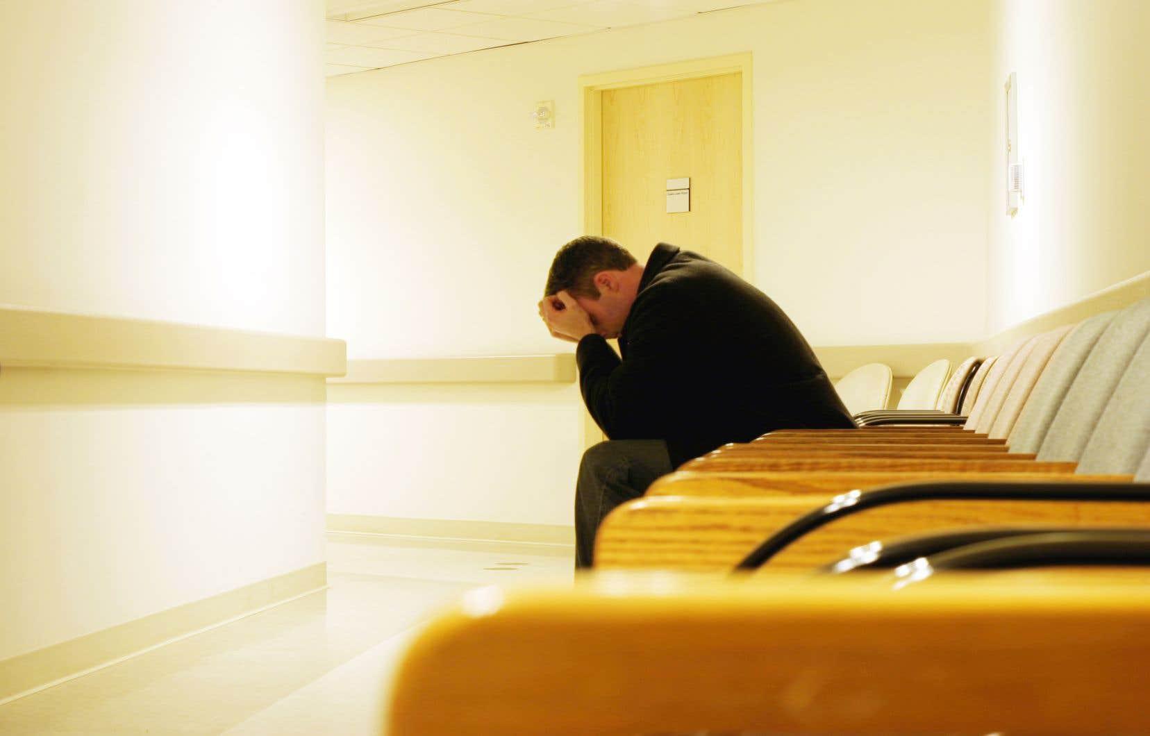 La psychothérapie n'est pas rapidement et gratuitement accessible au Québec, déplore l'auteure.