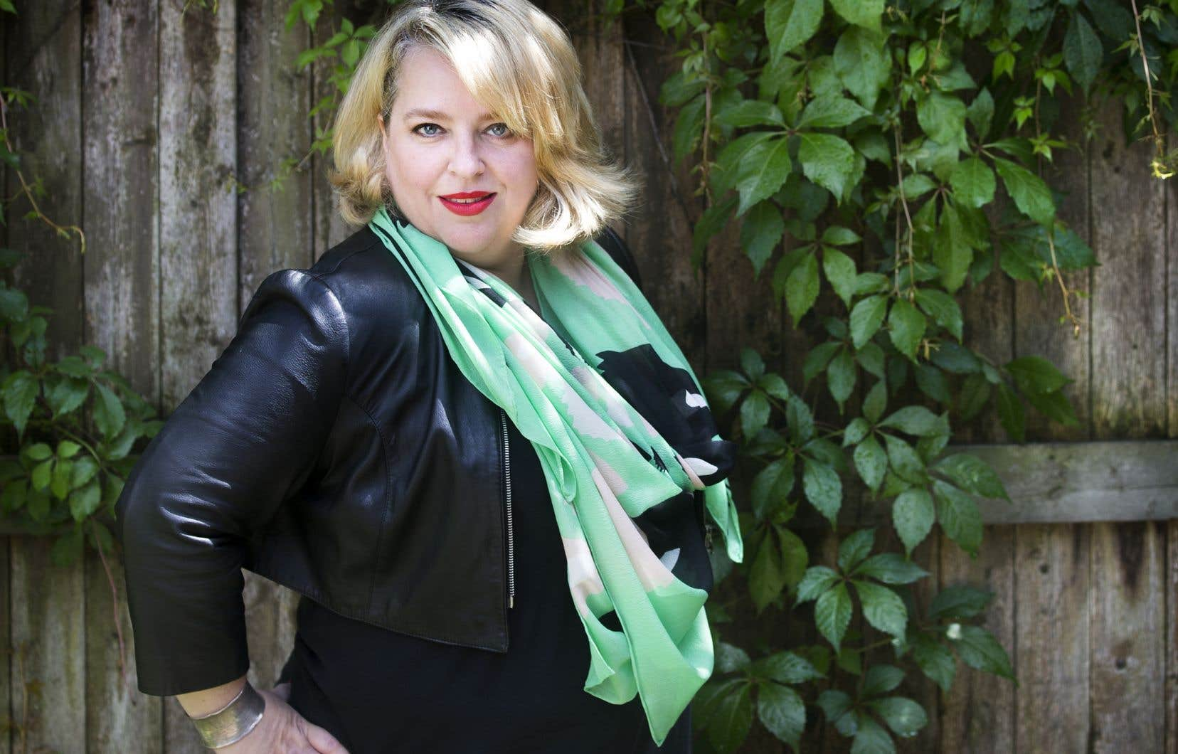 Karina Gauvin en 2015