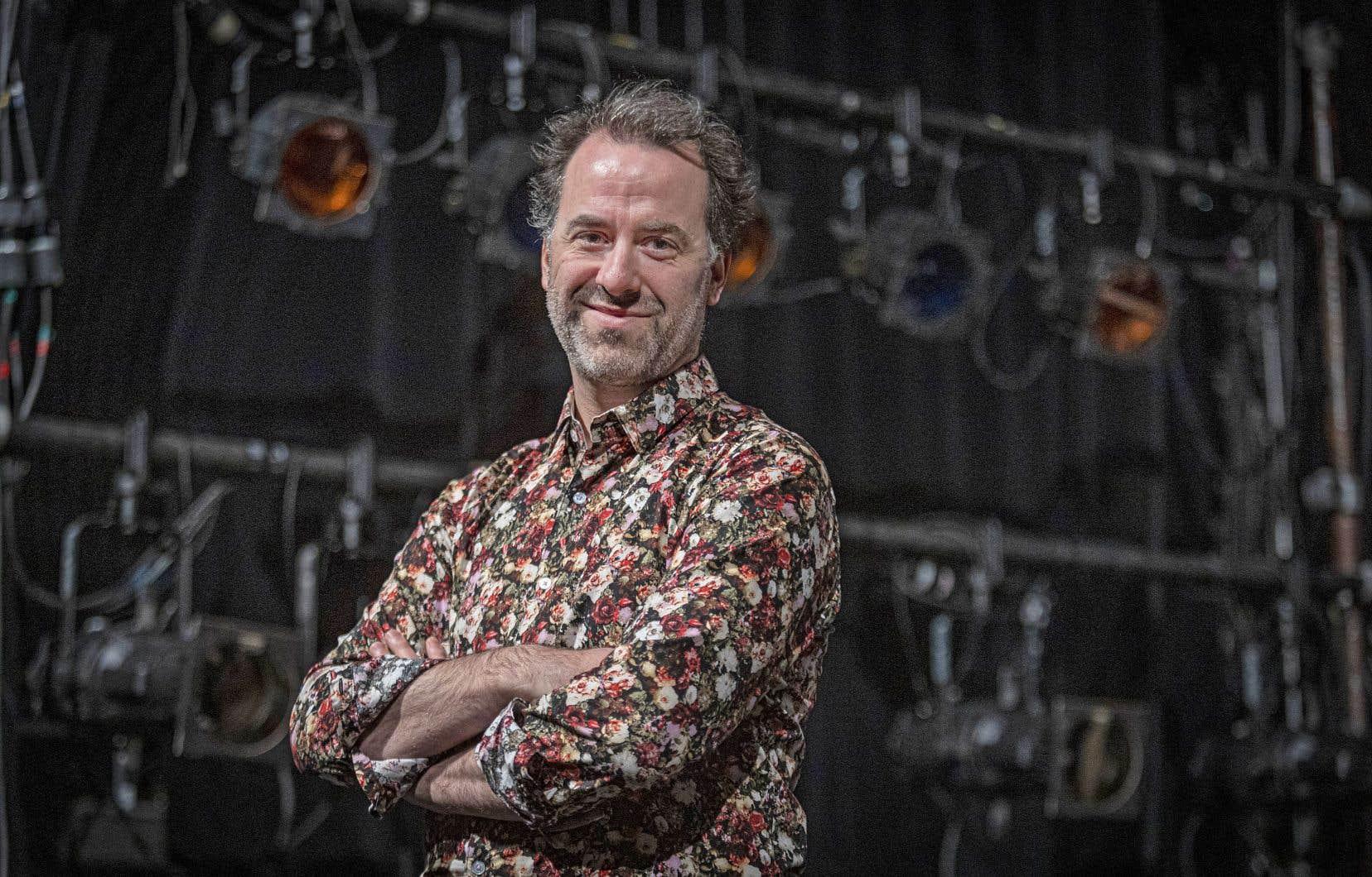 Avec «Les idées lumière», le metteur en scène Jean-Philippe Joubert cherche à éveiller les sens des enfants.