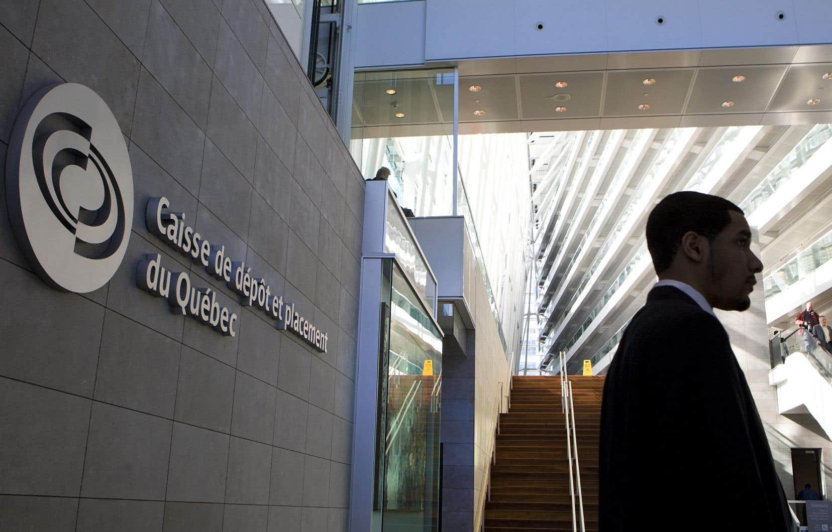 Le nombre d'employés de la CDPQ situés à l'extérieur du Québec est passé de 26 à 133, répartis dans ses 10 bureaux.