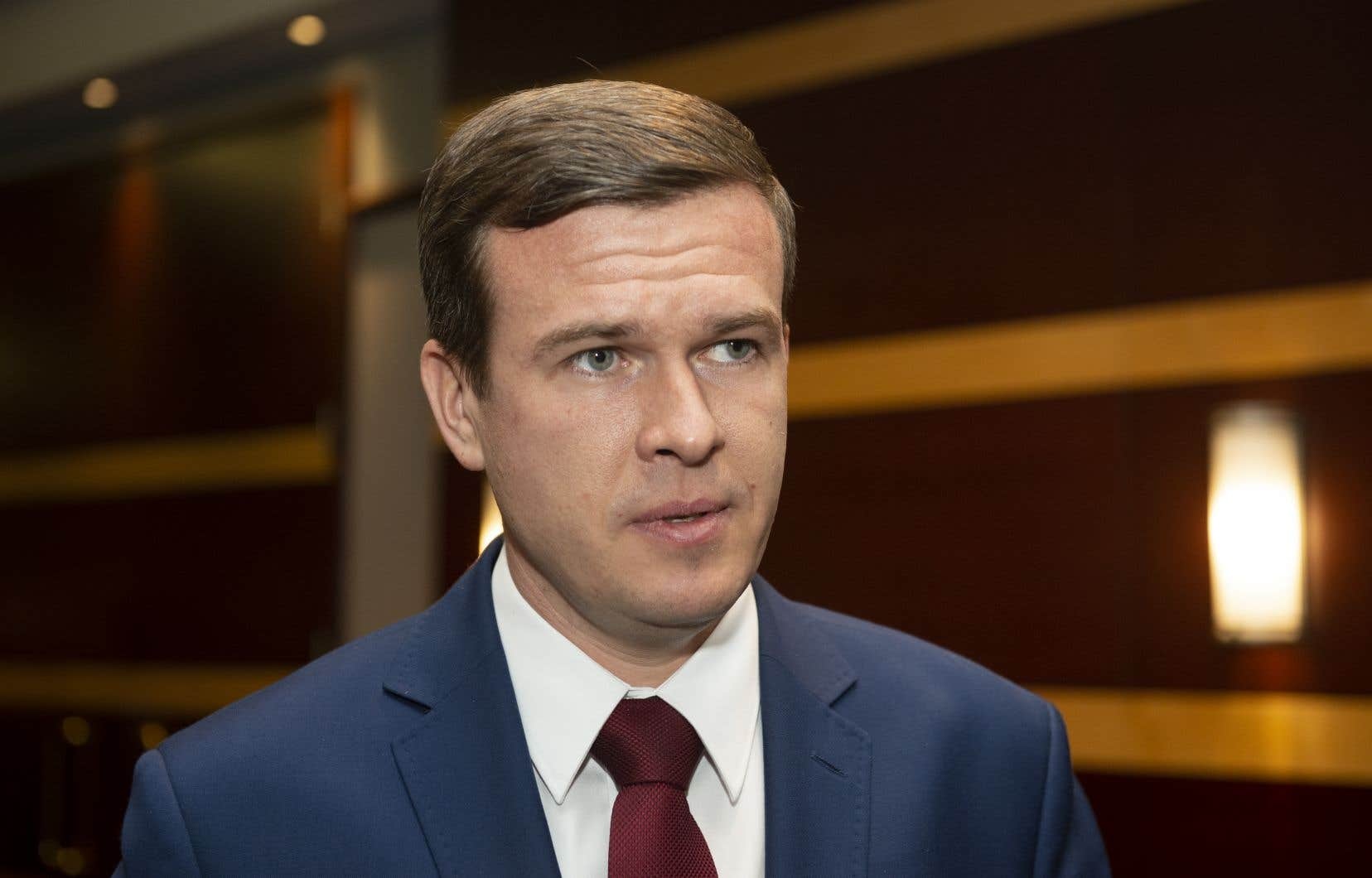 Le nouveau président de l'Agence mondiale antidopage, Witold Banka