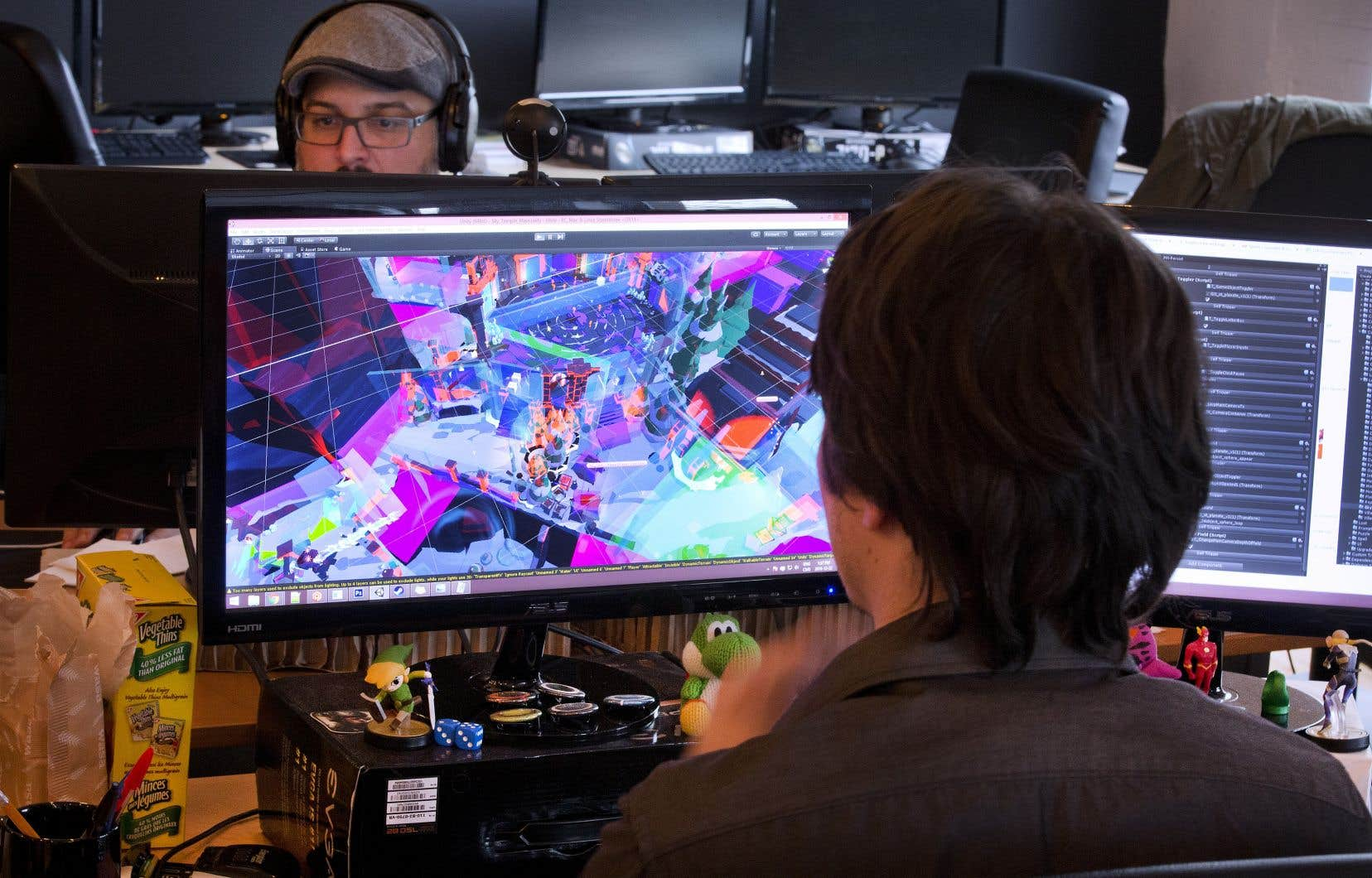 La réforme en immigration pourrait affecter l'embauche d'employés étrangers hautement qualifiés, essentiels aux studios québécois de jeux vidéo.