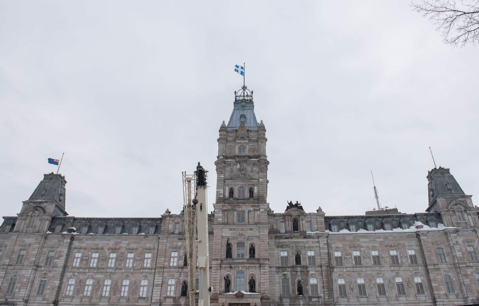 Le gouvernement caquiste n'a pas l'intention de donner suite au voeu de l'Assemblée nationale, a indiqué M.Legault.