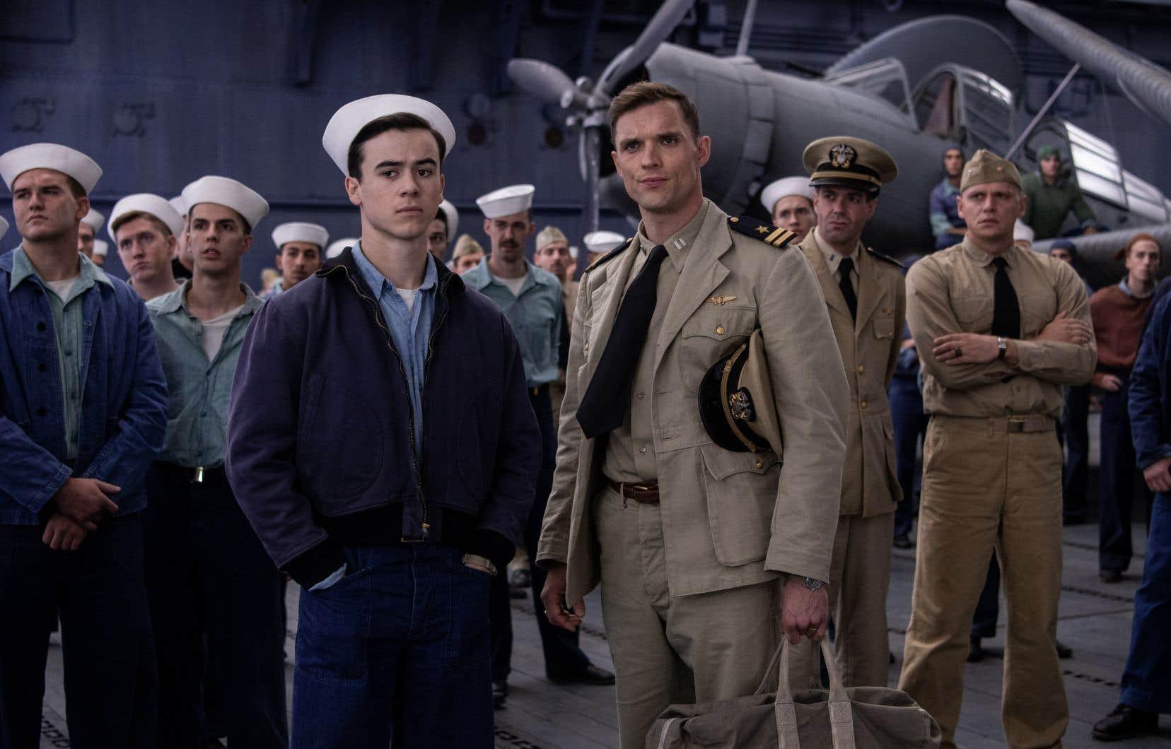 <i>Midway </i>évoque surtout l'affrontement de juin 1942 ayant un peu pansé les plaies des États-Unis après l'humiliante attaque japonaise à Pearl Harbor.