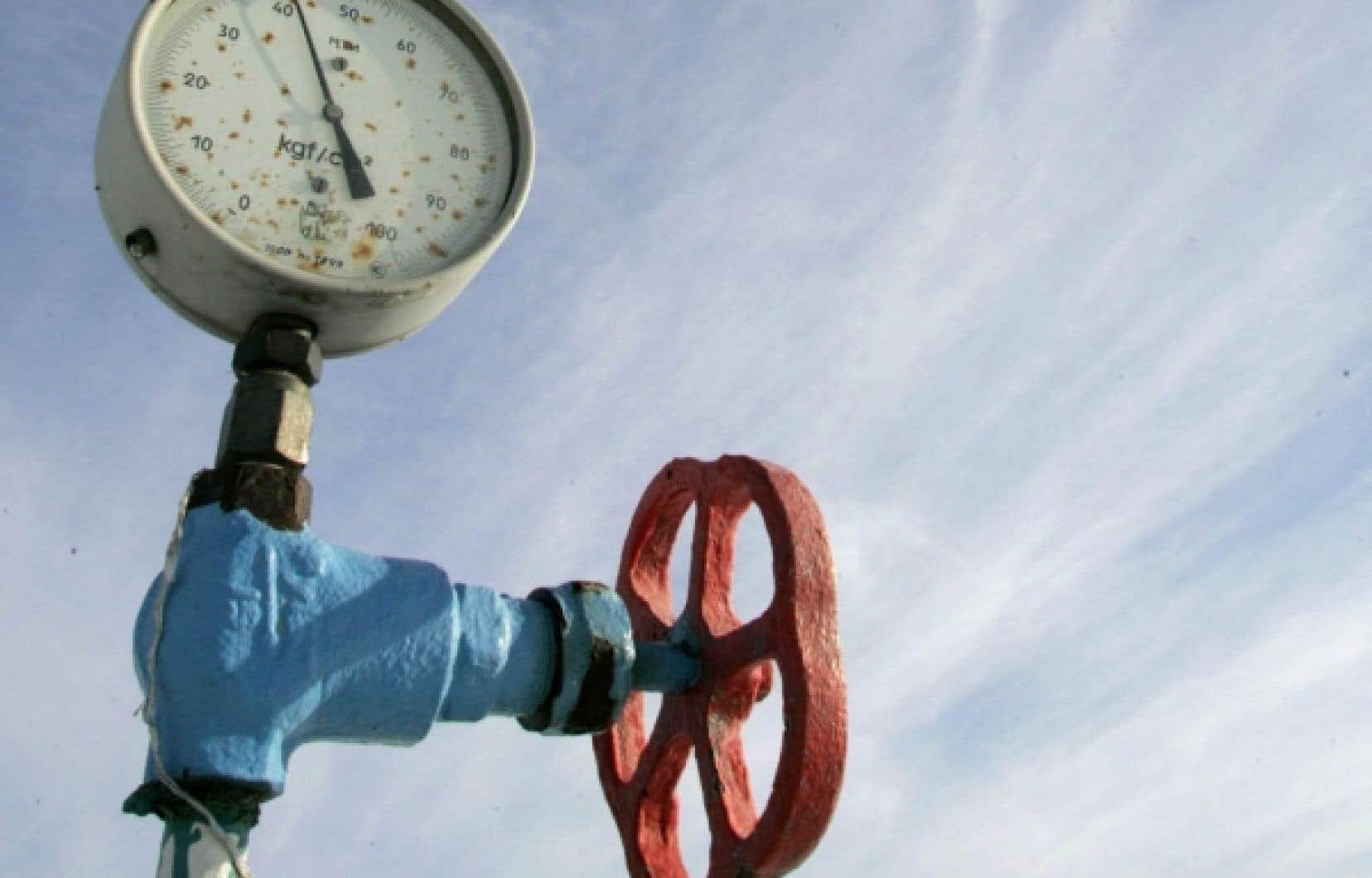 L'opposition au gaz de schiste grandit