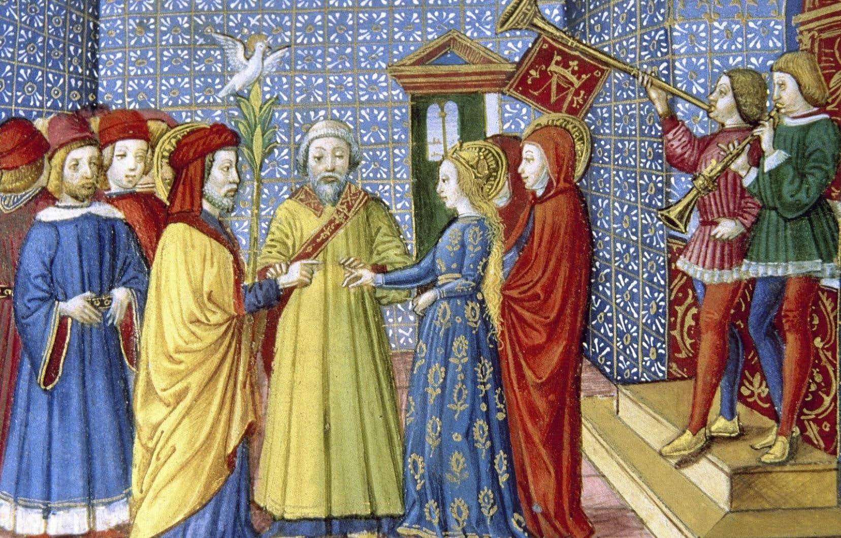 L'exposition à l'Église au Moyen Âge est associée au profil psychologique attendu dans les populations d'aujourd'hui.