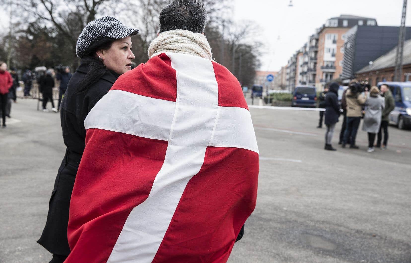 En 2015, la grande synagogue de Copenhague avait été la cible d'un attentat qui avait fait un mort.