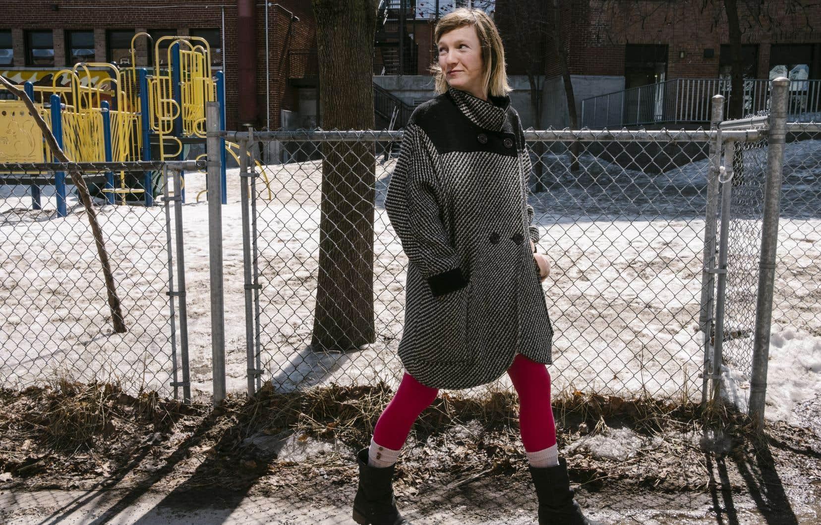 Le rassemblement virtuel de mardi se veut un mouvement de contestation du «contrôle des femmes par l'habillement» et de soutien à la députée de Québec solidaire Catherine Dorion.