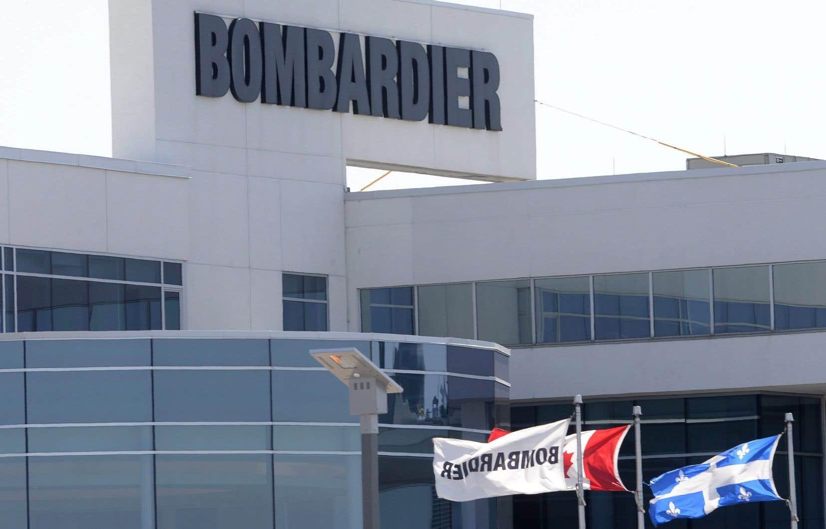 <p>Bombardier pourrait se départir de ses activités de câblage dans le cadre de son redressement.</p>