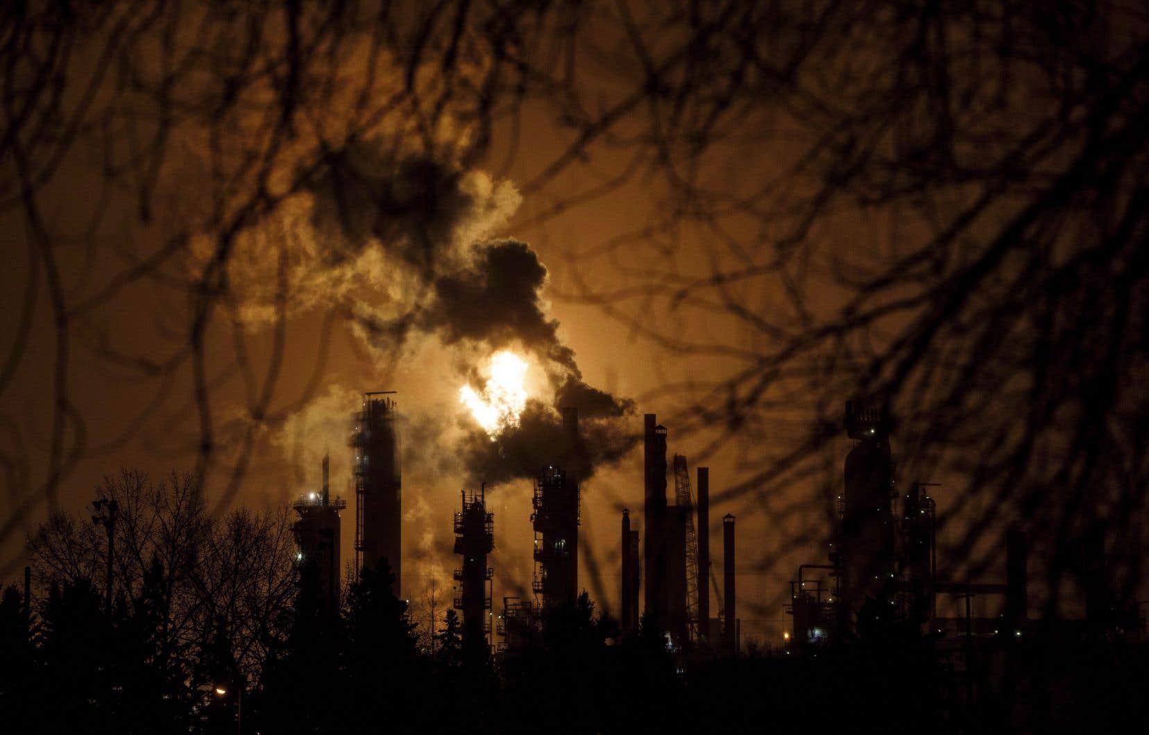 Le Canada est à la traîne, notamment en matière de consommation d'énergie.