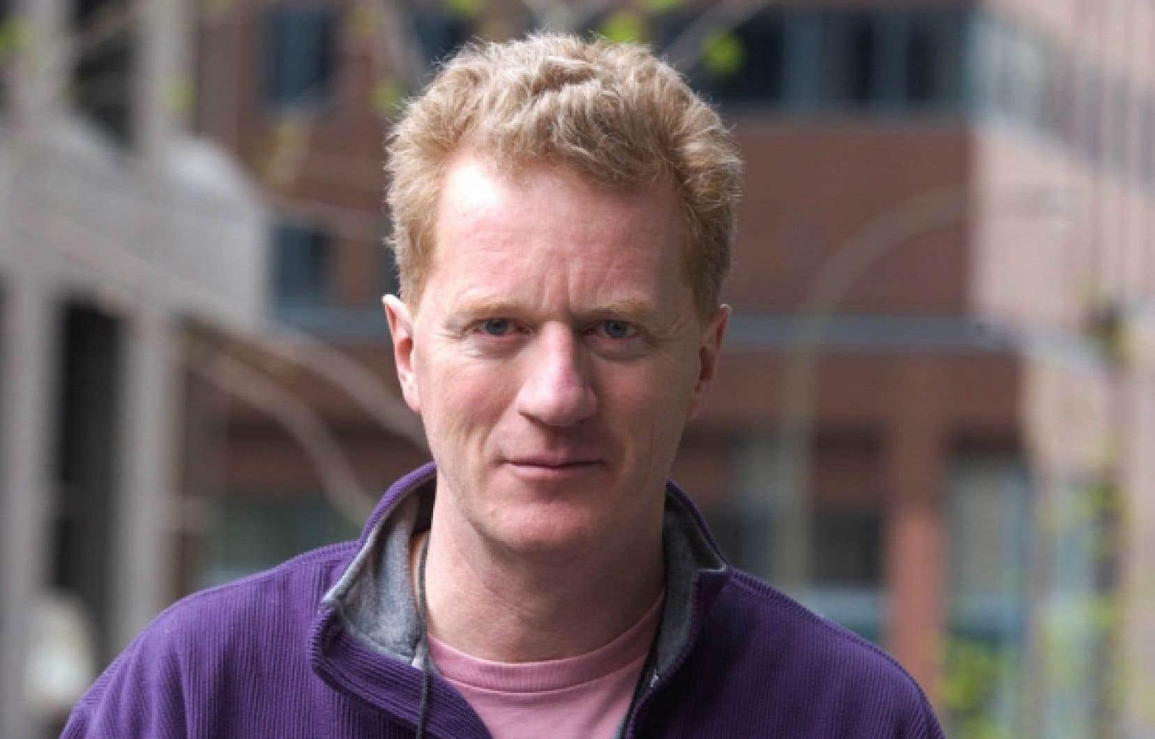Patrick Beauduin est le nouveau grand patron de la radio de Radio-Canada.<br />