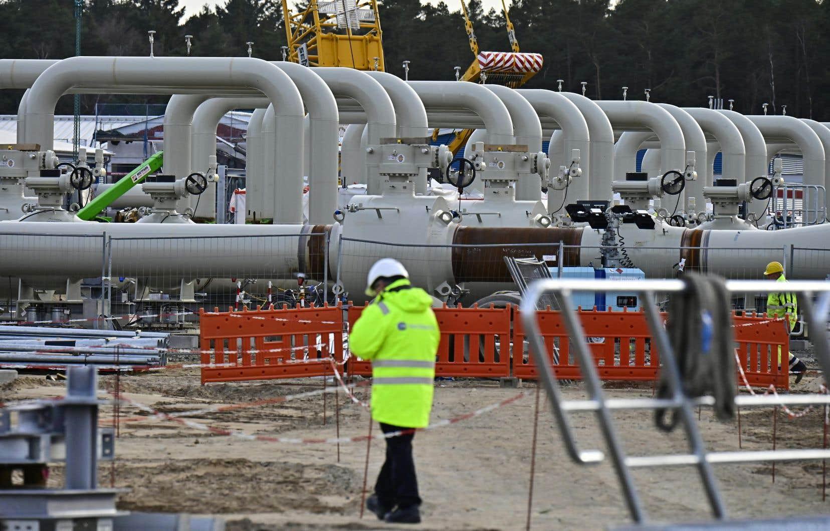Le gaz serait appelé à jouer un rôle, même essentiel, pour les dix prochaines années au moins, selon l'Institut français des relations internationales.