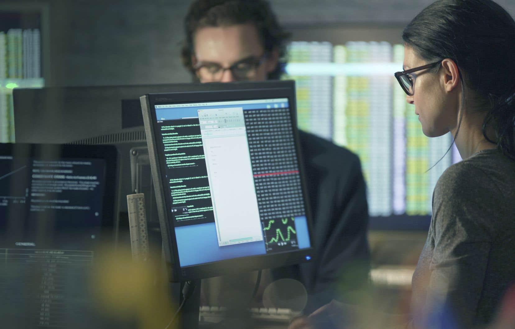 L'industrie québécoise des technologies de l'information et des communications représente 143 000 emplois directs au salaire annuel moyen de 53 700$.