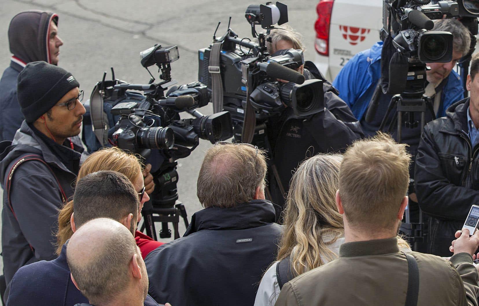 Les médias et les journalistes québécois ont plutôt la cote auprès de la population.