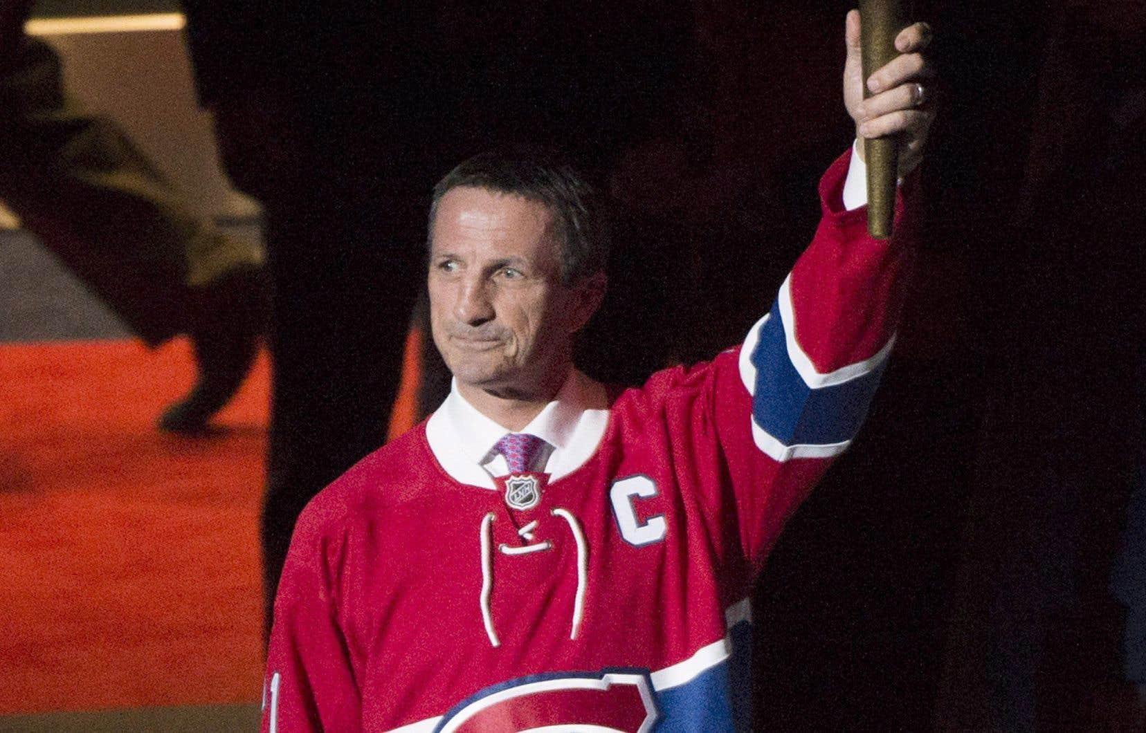 Guy Carbonneau voulait simplement avoir du plaisir à jouer au hockey