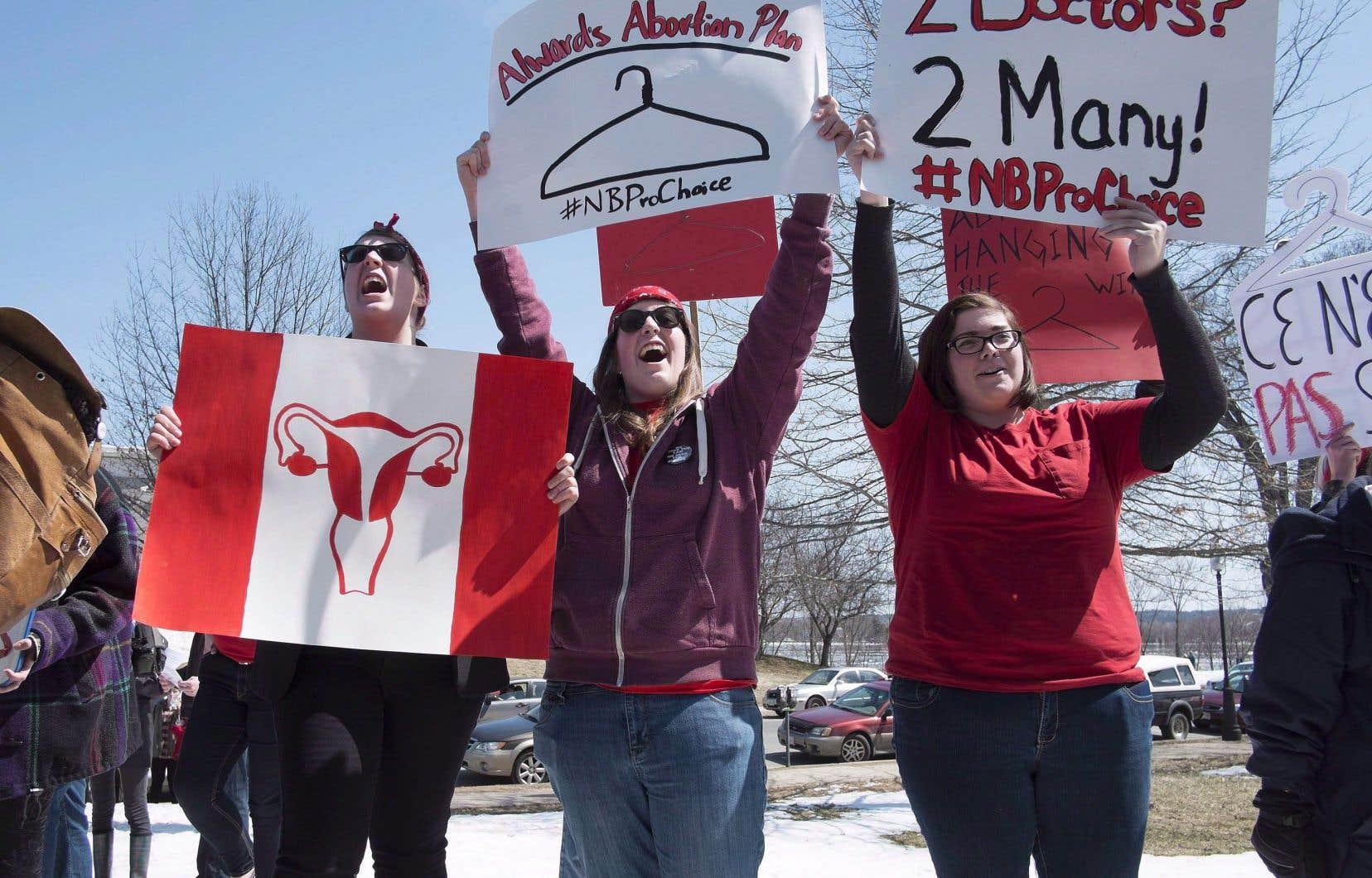 La question de l'avortement a joué un rôle de premier plan au cours de la récente campagne électorale fédérale. Aujourd'hui, les militants pro-choix attendent de voir si les libéraux respecteront leur engagement.