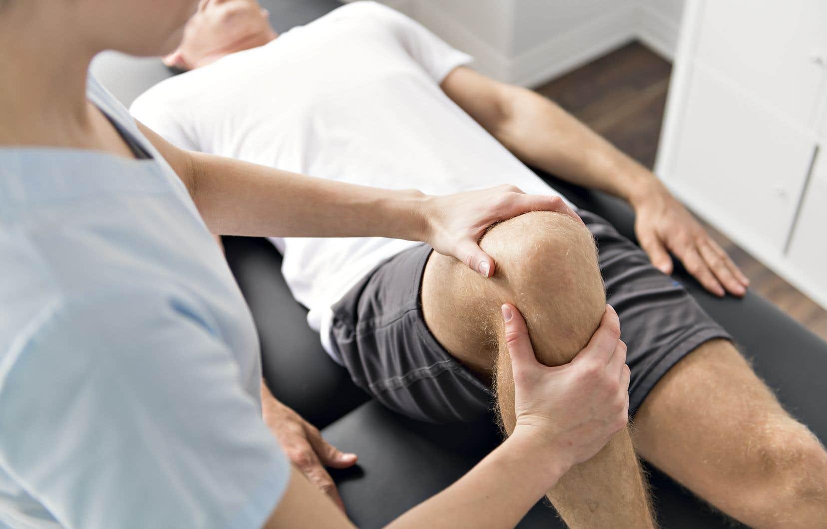 Près d'un Québécois sur cinq consulte un chiropraticien.