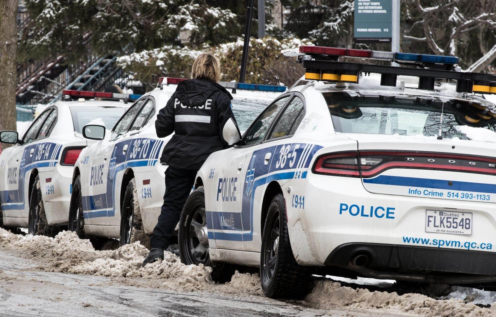 Le mois dernier, un rapport de trois chercheurs avait conclu à l'existence de biais systémiques liés à l'appartenance raciale dans le cadre des interpellations au sein du Service de police de la Ville de Montréal.