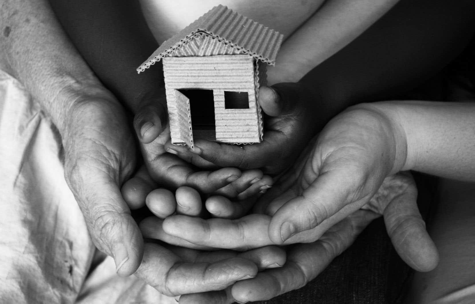 En 2016, ce sont près de 2,2millions  de personnes au Canada qui ont choisi de vivre à trois générations sous  le même toit.