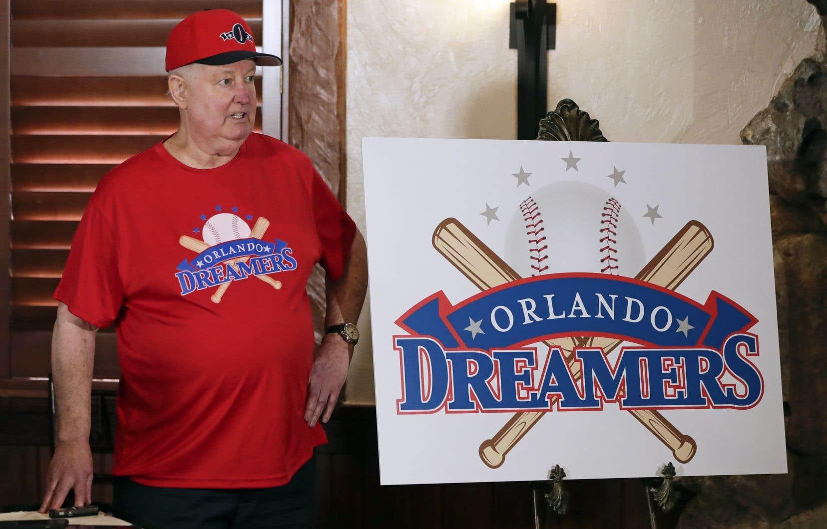 Ex-dirigeant du Magic d'Orlando, Pat Williams souhaite une expansion vers les ligues majeures de Baseball.