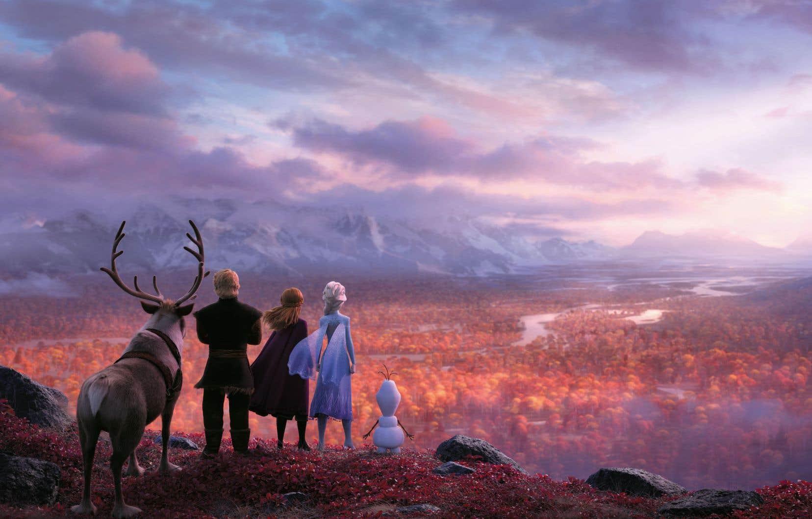 Elsa et Anna devront affronter 1001 dangers pour sauver le royaume d'Arendelle.