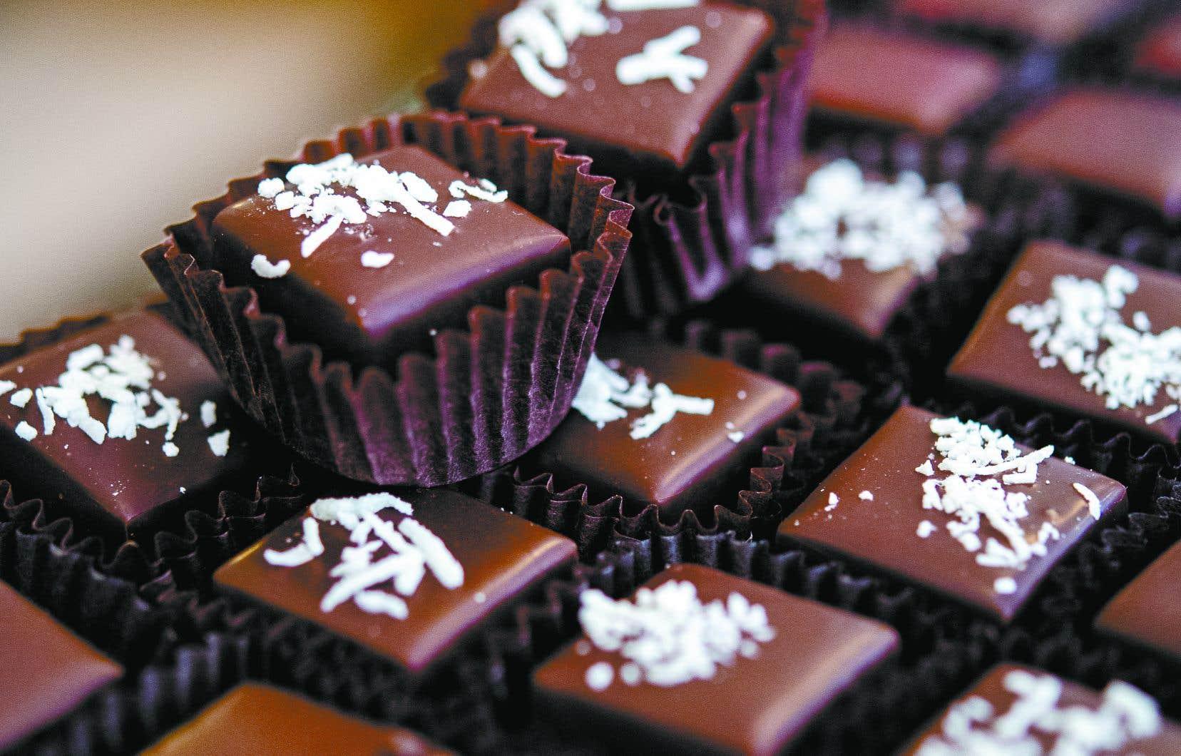 Chloé Gervais-Fredette est chocolatière à Montréal depuis 16ans. Son entreprise Les chocolats de Chloé mise sur la qualité et la fraîcheur, ainsi que sur un service chaleureux et des prix pour tous les budgets.
