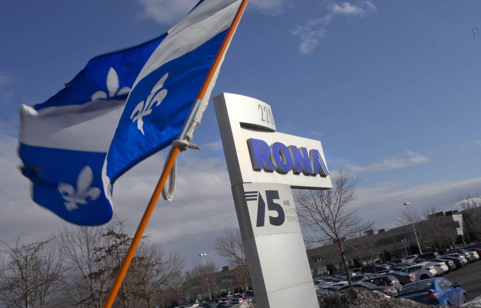 Lowe's a annoncé, mercredi, la fermeture de 34 autres magasins au Canada, dont 12 au Québec, soit 11 Rona et un Réno-Dépôt.