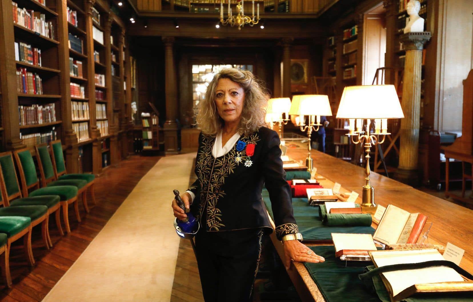 Dernière femme accueillie à l'Académie française, la philologue Barbara Cassin avait profité de son discours inaugural pour fustiger en octobre le <em>Global English</em>.