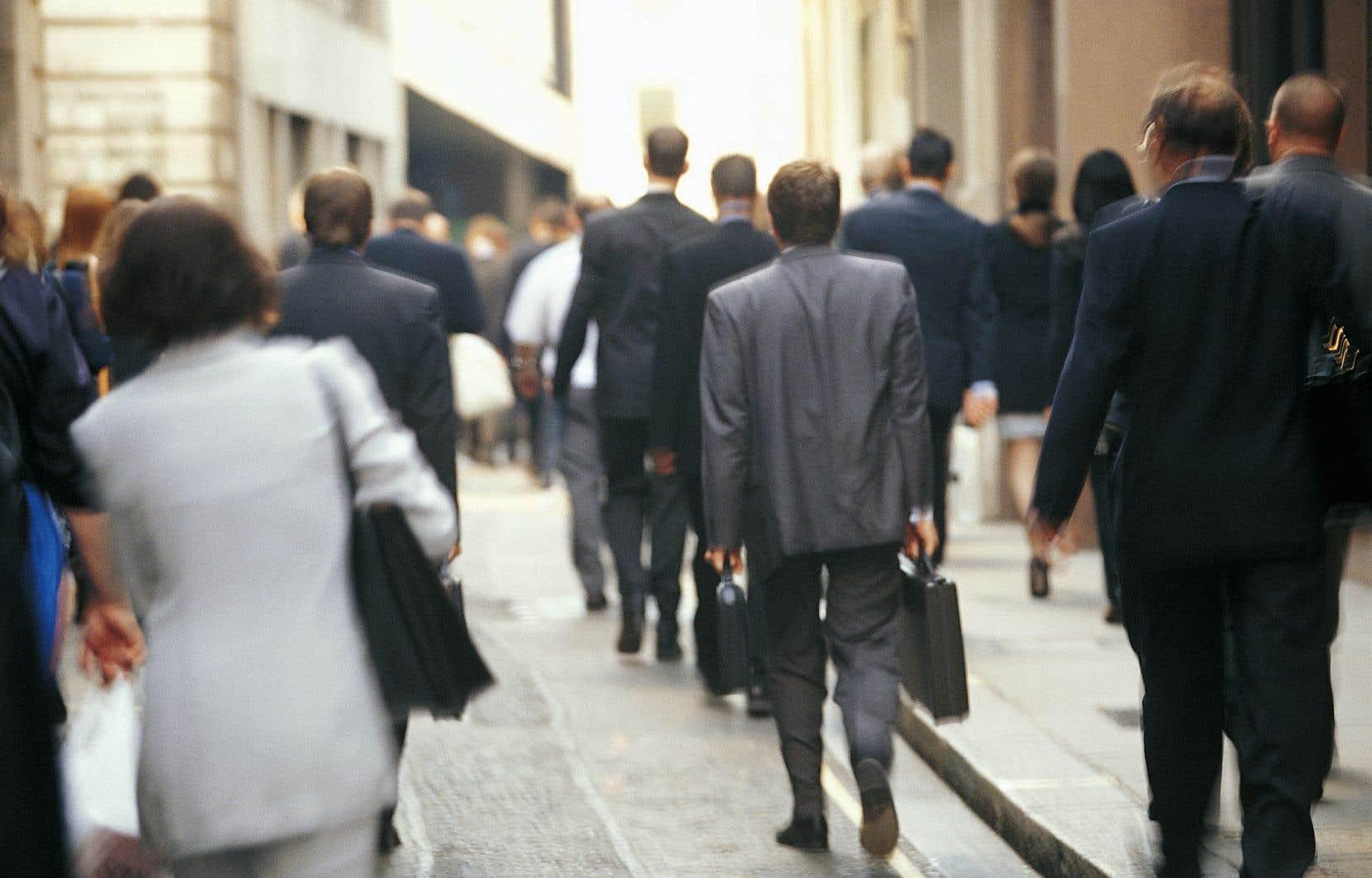 La croissance de l'économie mondiale n'atteindrait pas 3% l'an prochain, mais devrait rester au rythme de 2,9%.