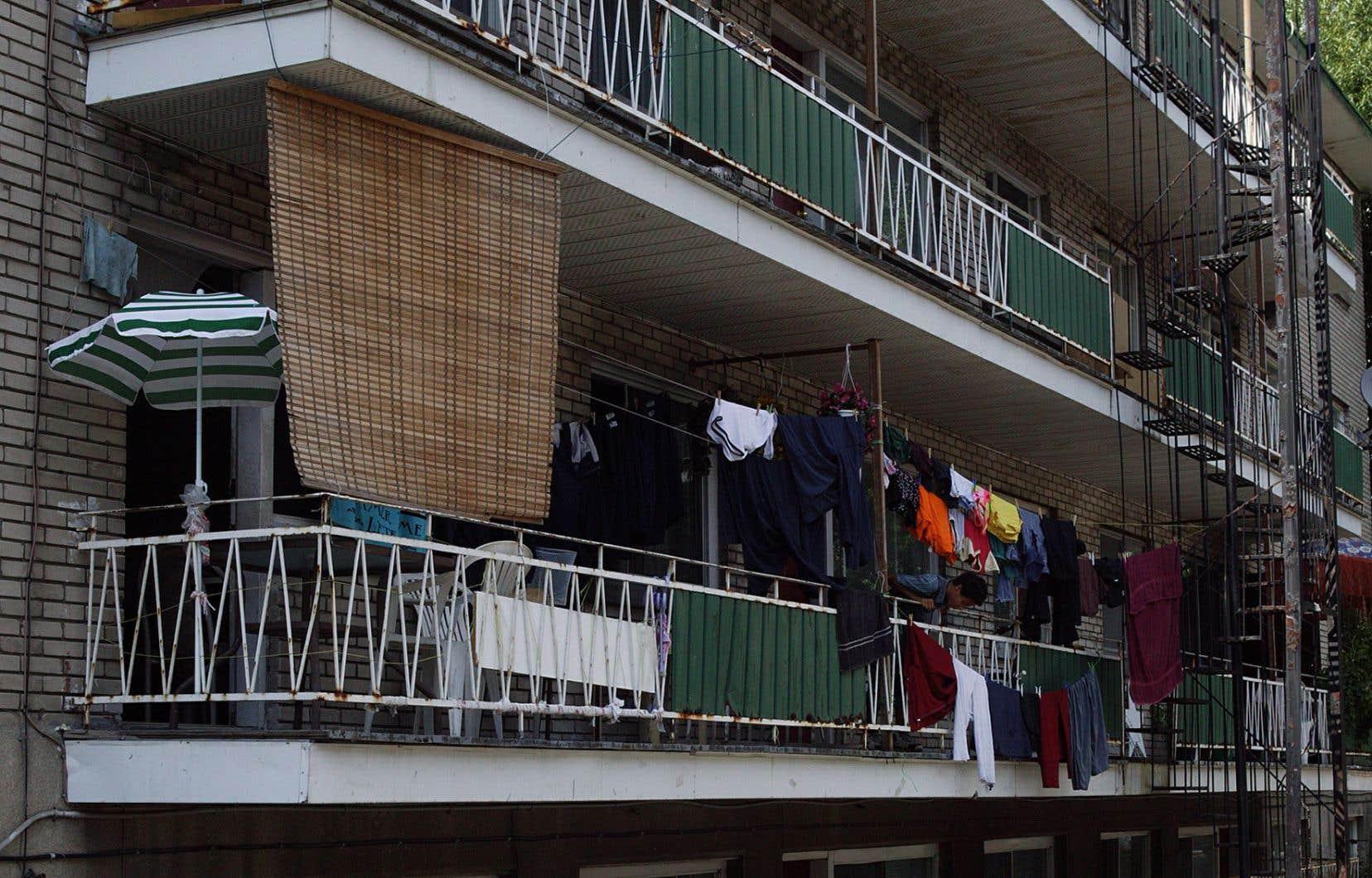 En raison de la pénurie de logements, les propriétaires d'appartements insalubres peuvent trouver preneur.