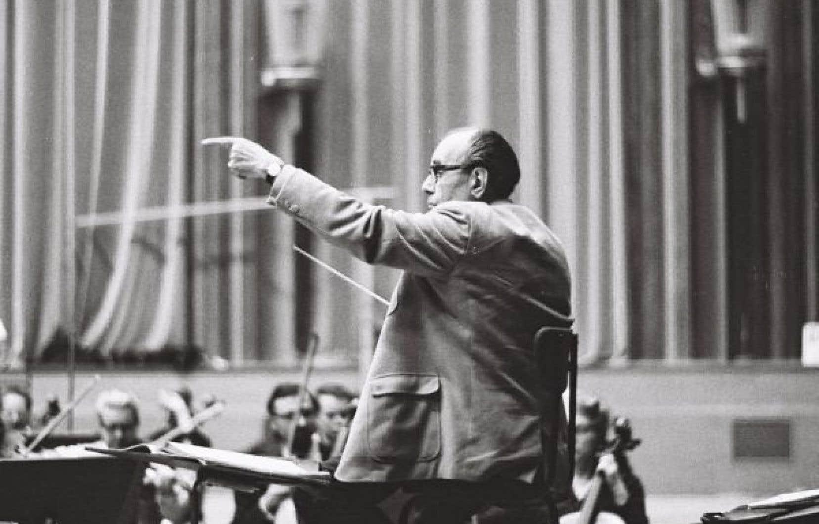 Le chef d'orchestre Hans Swarowsky était resté très discret sur ses activités pendant la Deuxième Guerre mondiale.