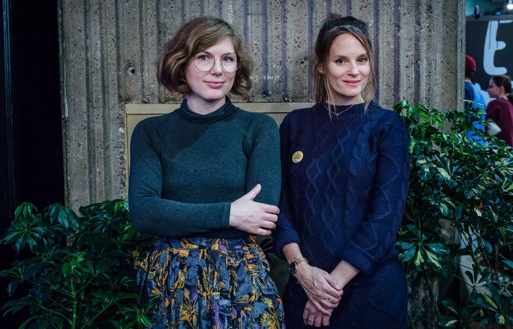 Le duo illustratrice-autrice Delphie Côté-Lacroix  et Stéphanie Lapointe  racontent  le travail derrière <i>Jack  et le temps perdu</i>, pour lequel elles viennent  de remporter le Prix du Gouverneur général.