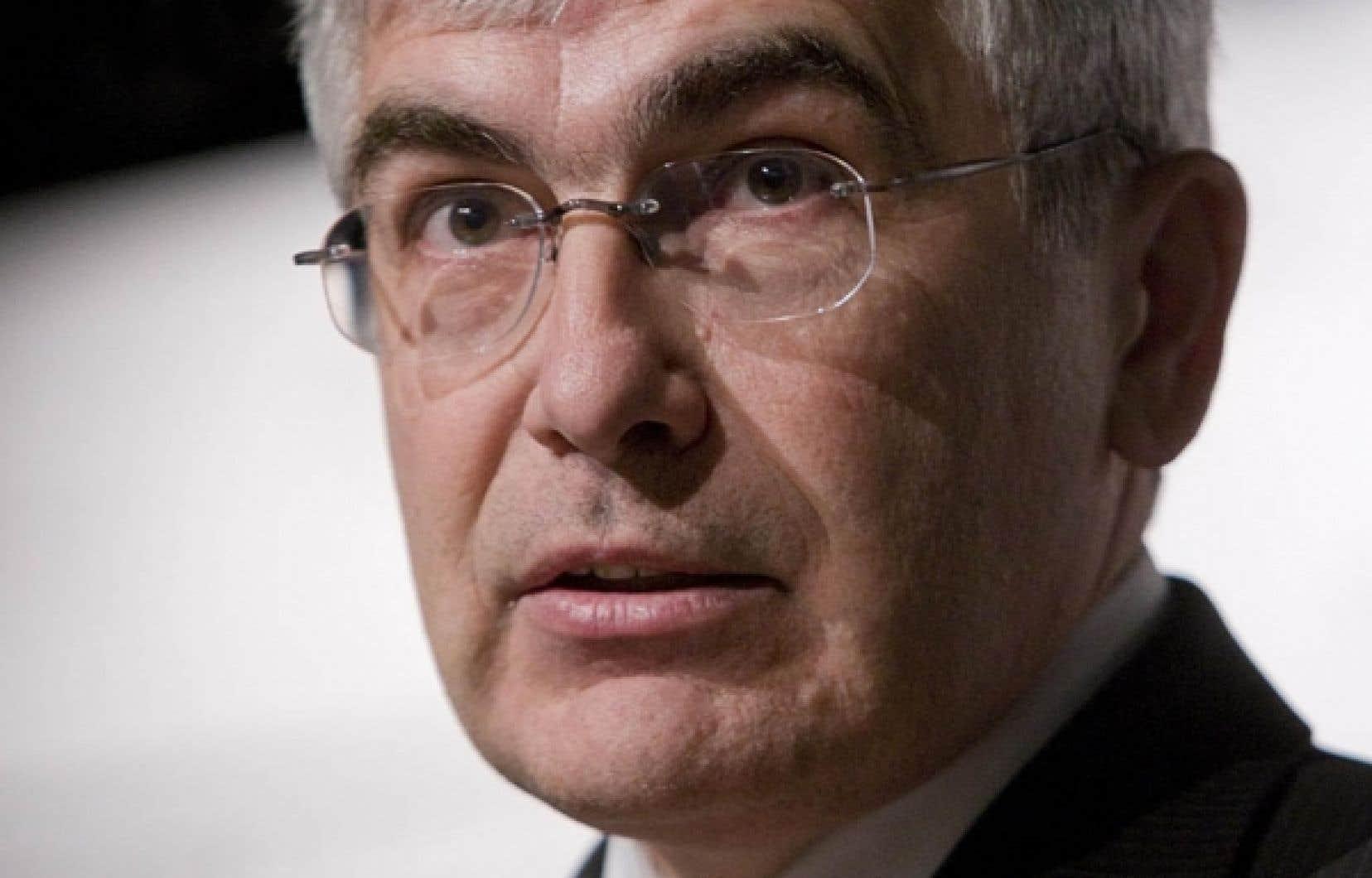 Clément Gignac a déposé hier le projet de loi par lequel la Société générale de financement et Investissement Québec seront fusionnés.<br />