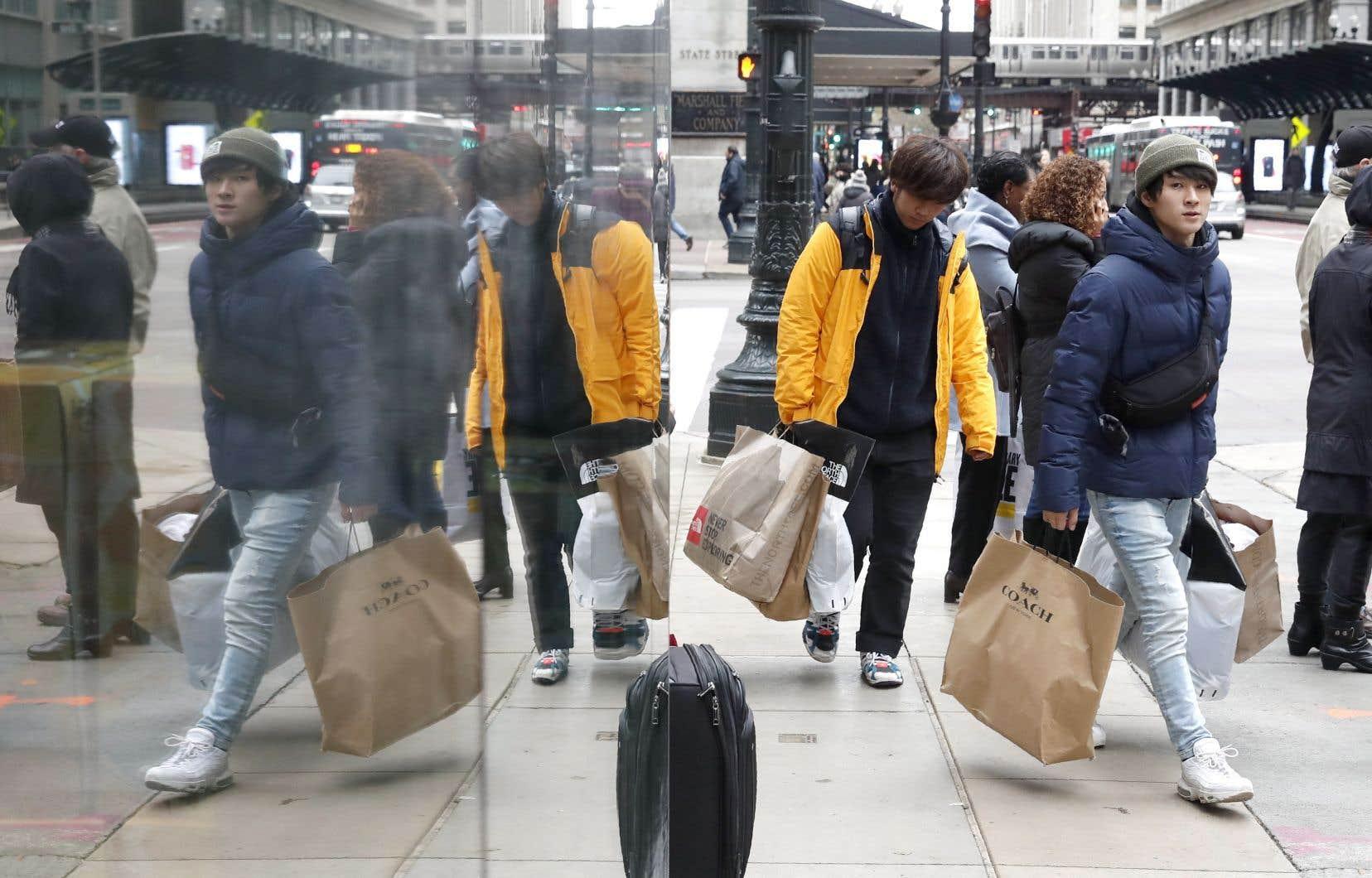 Le Vendredi fou reste la plus grosse journée de l'année pour bon nombre de commerçants américains.