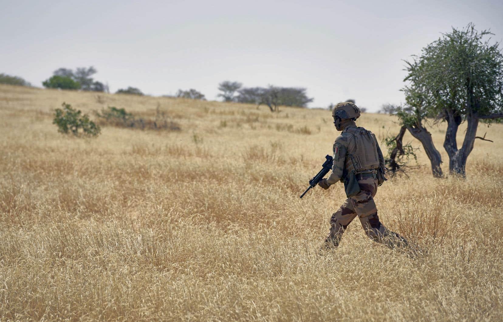 L'armée française est toujours présente au Burkina Faso pour répondre à la menace djihadiste.