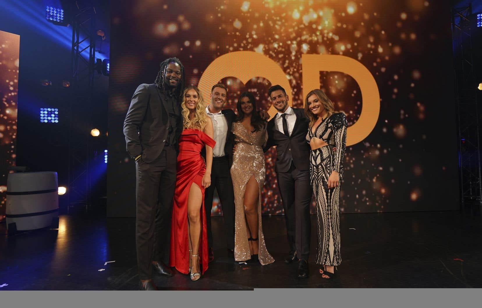 Les finalistes d'<em>Occupation double Afrique du Sud</em>
