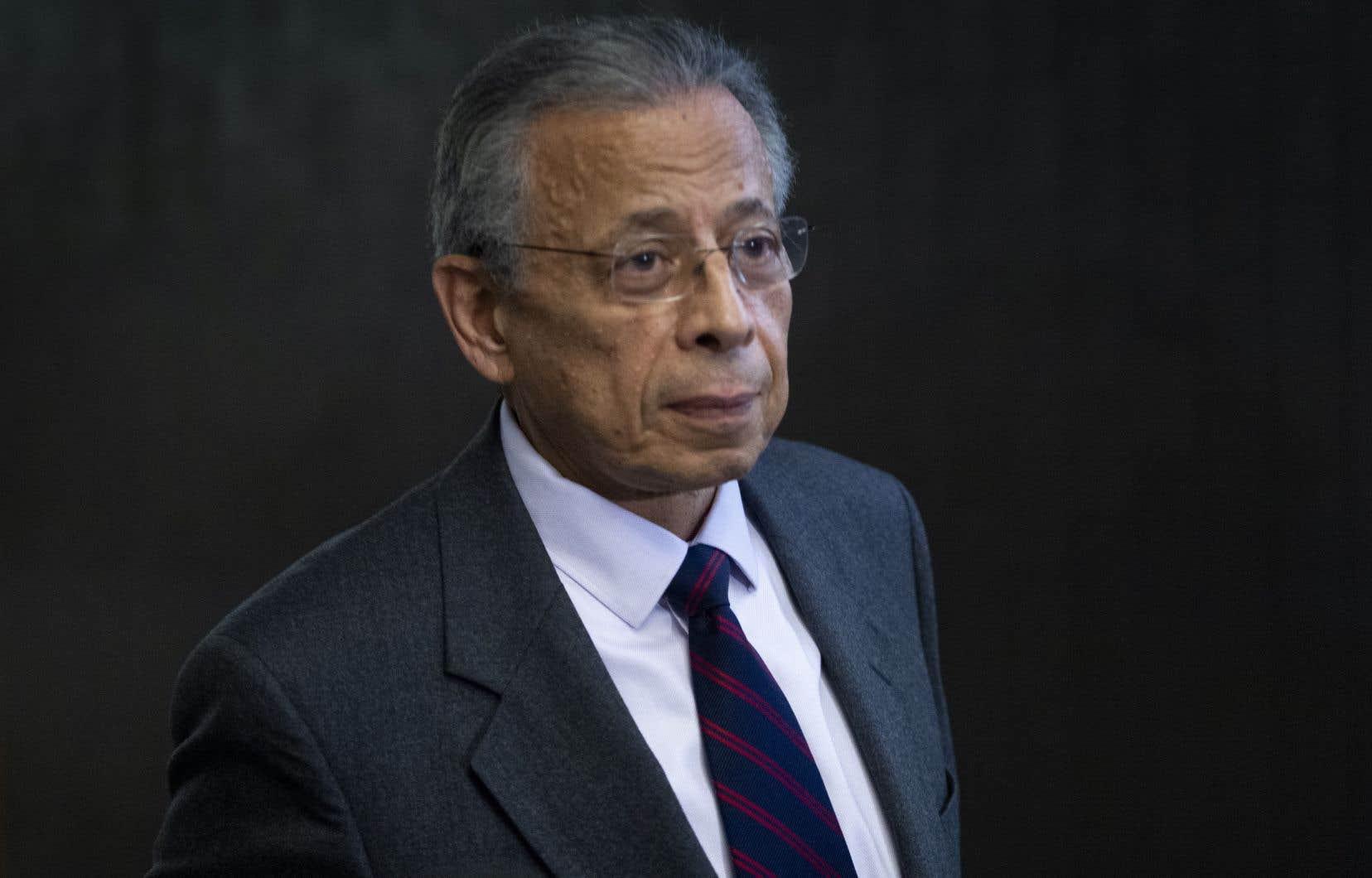 Sami Bebawi, un ancien haut dirigeant de SNC-Lavalin, est accusé de fraude et de corruption.