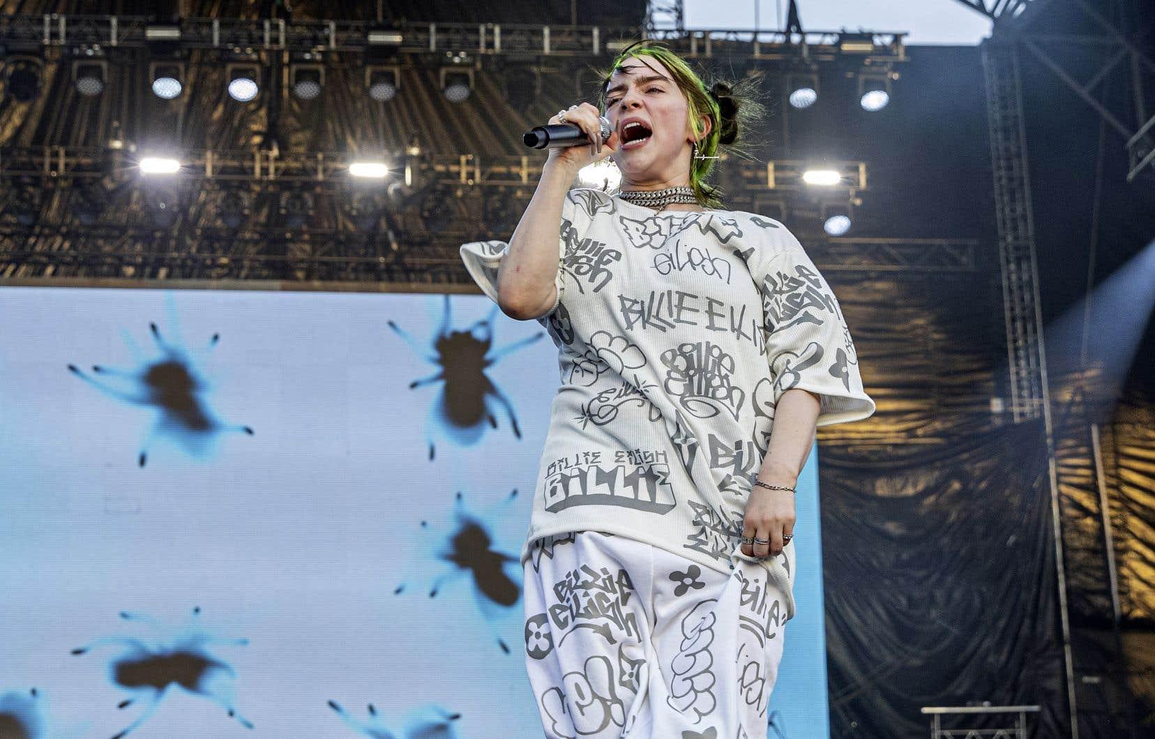 Au gala Apple, Billie Eilish se verra remettre les prix de l'Artiste de l'année et de l'Album de l'année.