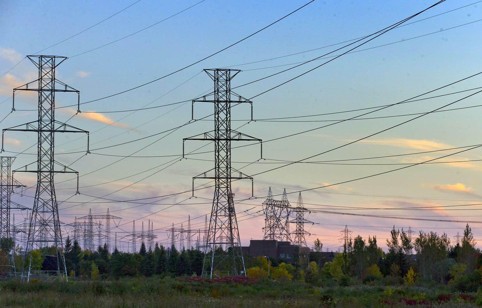 Bien que supérieure à la moyenne canadienne, la productivité énergétique du Québec accuse un retard de 14 % sur celle de l'Ontario, selon un récent rapport.