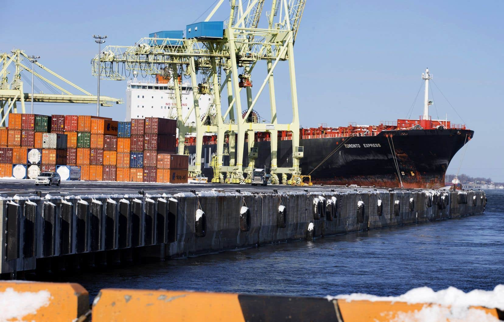 Le projet du Port de Montréal, qui est évalué à 750 à 950millions de dollars, a été qualifié mercredi d'«écoresponsable» par le gouvernement fédéral.