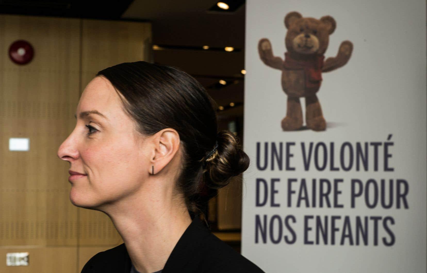 Paule Vachon, coordonatrice des Services intégrés en abus et maltraitance du SIAM