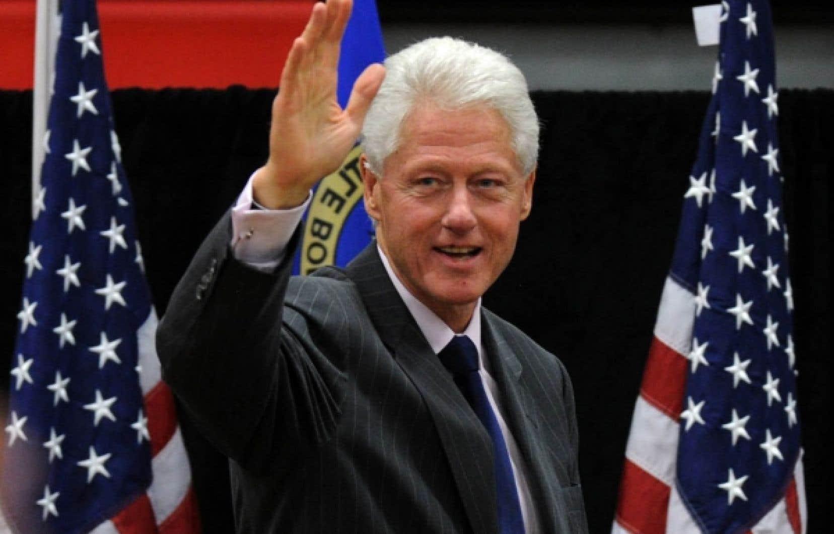 Bill Clinton<br />