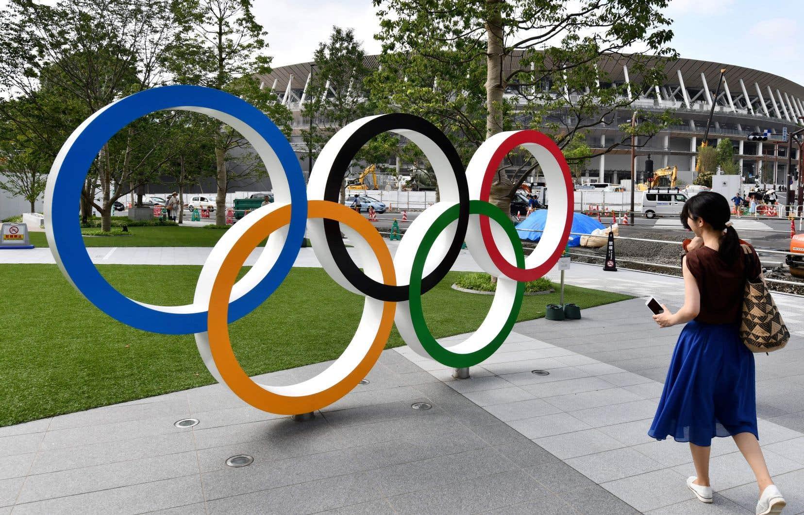 En raison de la chaleur écrasante pendant l'été à Tokyo, certaines épreuves, dont les marathons,se dérouleront à Sapporo, dans le nord du pays.