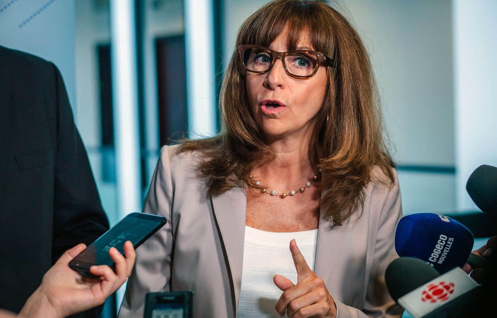 Jeudi, Nathalie Roy, la ministre de la Culture, a été incapable de dire si les mesures annoncées auraient pu éviter la destruction de plusieurs maisons patrimoniales déjà répertoriées.