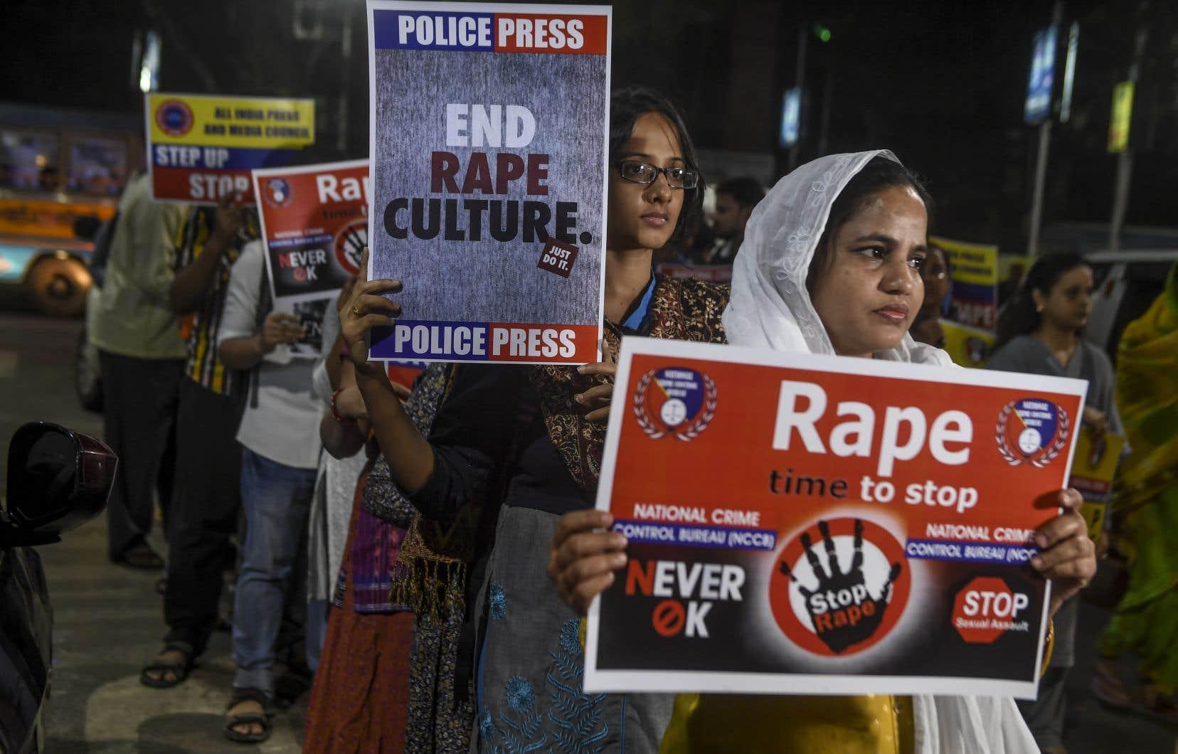 La Fondation Thomson Reuters a classée l'Inde au sommet des pays les plus dangereux pour les femmes en 2018.