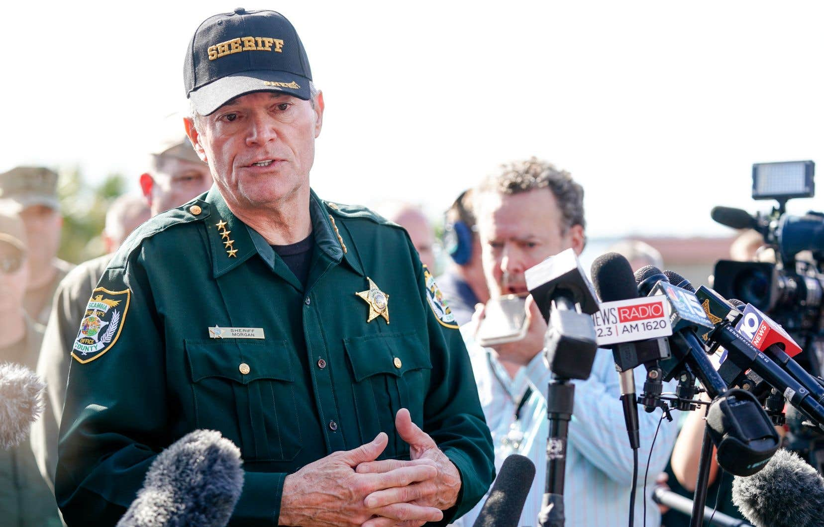 Fusillade en Floride: les enquêteurs cherchent à savoir si le tireur saoudien a agi seul