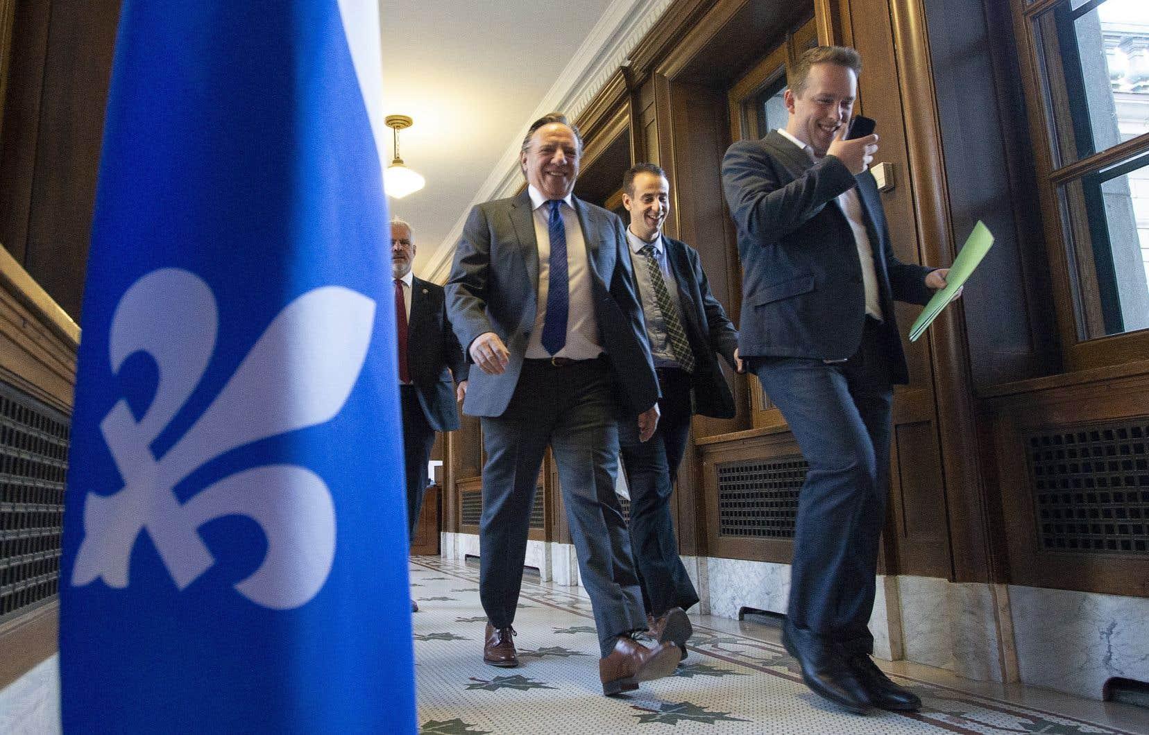 Le premier ministre, François Legault, amorce dimanche une mission de quatre jours en Californie.